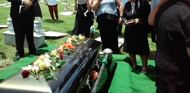 Organizacja pogrzebu 1